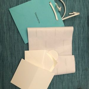 Tiffany Gift Packaging
